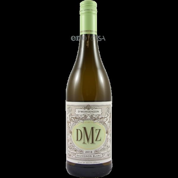 Die Reben des DeMorgenzon DMZ werden mit Barockmusik umspielt und tragen zu diesem sehr guten Sauvignon Blanc bei.
