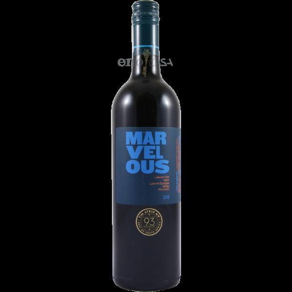 Das Label der Flasche ist ebenso ansprechend wie der wunderbare Inhalt des Marvelous Blue von Yardstick.