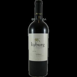 Von einer der besten Weinbaugebiete Südafrikas kommt dieser Kyburg Shiraz 2010 und ist ein wahrer Genuss.