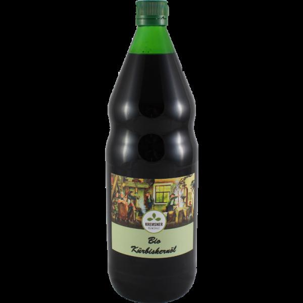 Mit dem Bio Kürbiskernöl bestellen Sie ein nussiges Geschmackserlebnis aus der Steiermark