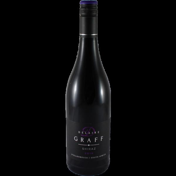 Mit dem Delaire Graff Shiraz ist erneut ein sensationeller Wein dieses Hauses gelungen