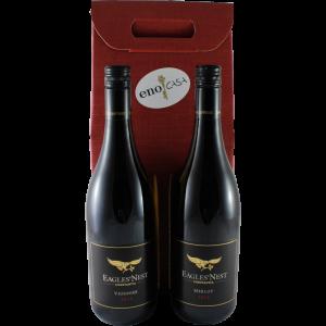 Mit dem Eagles Nest Duo bestellen zwei ausgezeichnete Weine Südafrikas