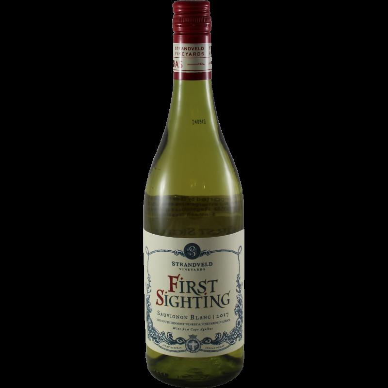 Der First Sighting Sauvignon Blanc von Strandveld ist charismatisch