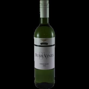 Der Bush Vines Chenin Blanc verspricht eine tropische Exlosion am Gaumen