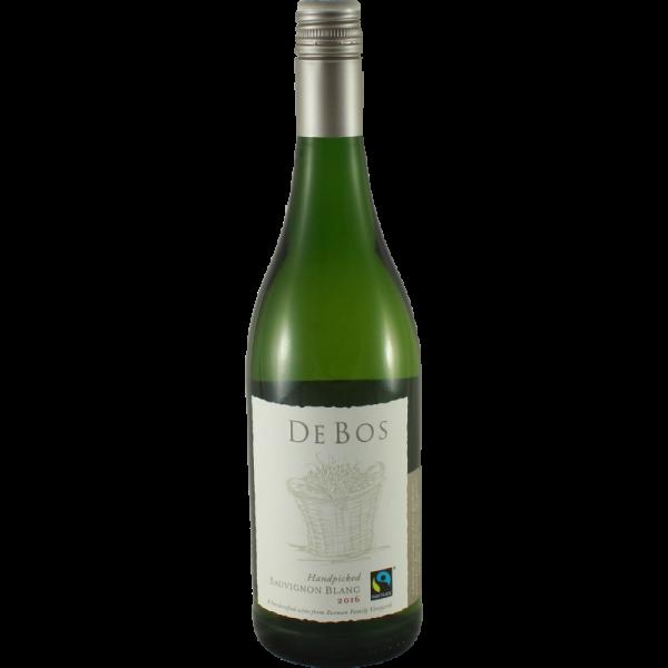 Der Bosman De Bos Sauvignon Blanc ist ein Fairtrade Wein