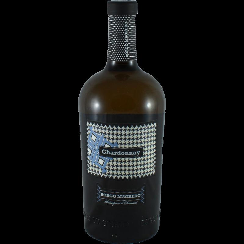 Ein wunderbarer Borgo Magredo Chardonnay aus Italien