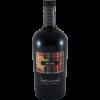 Mit dem Borgo Magredo Merlot erhalten Sie Geschmack und eine ausgefallene Weinflasche