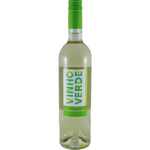 Ein wunderbar erfrischender Vinho Verde Branco