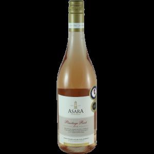 Der Pinotage Rosé passt zu jedem Anlass
