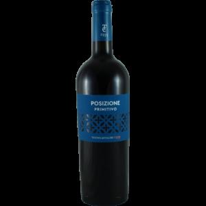 Der Posizione Primitivo 2018 ist ein kleiner Geheimtipp